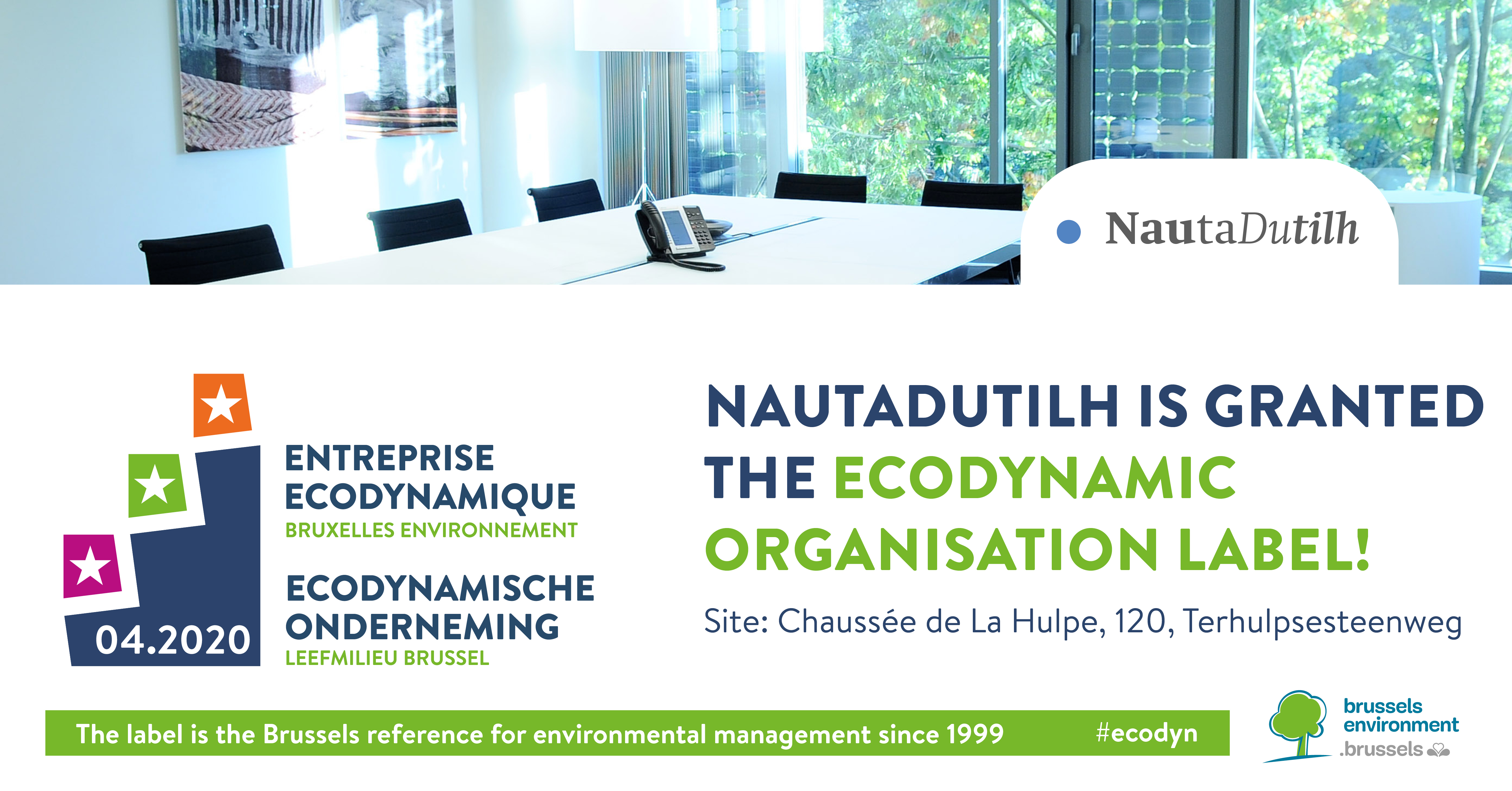 Label Ecodynamique