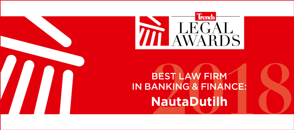 Trends legal awards banking & finance