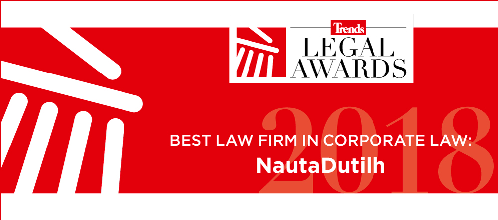 Trends legal awards corporate