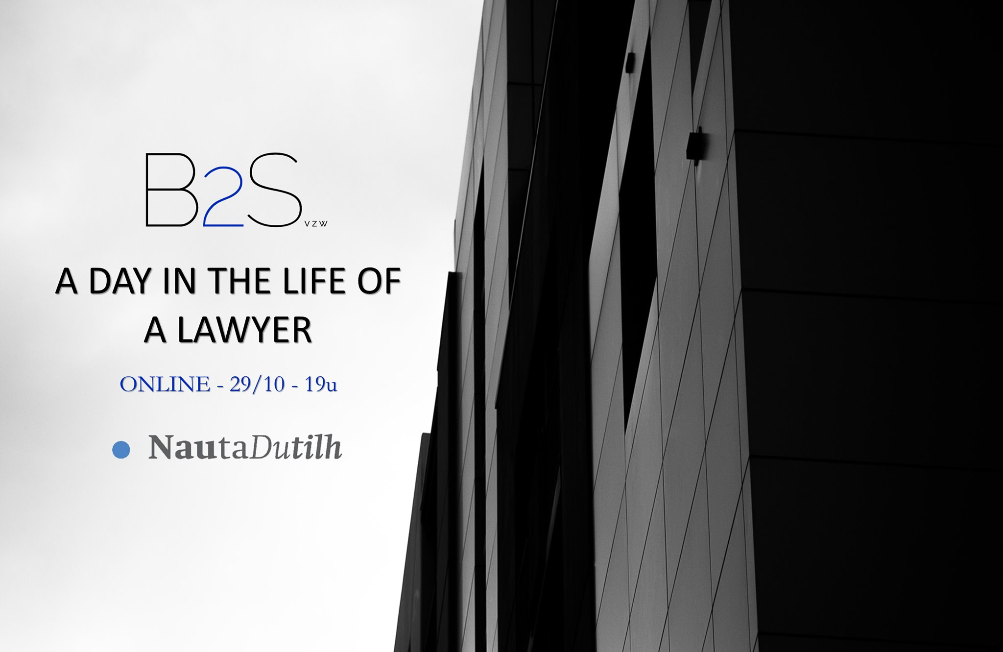 B2S Antwerpen - a day in the life of a lawyer