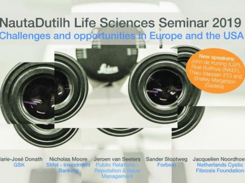 Life Sciences Seminar 2019